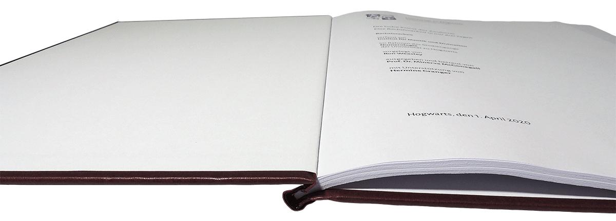 Hardcover - Rückenbildung